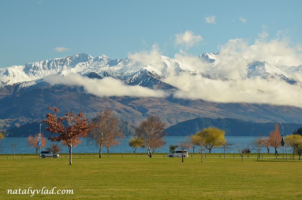 Ванака, Новая Зеландия