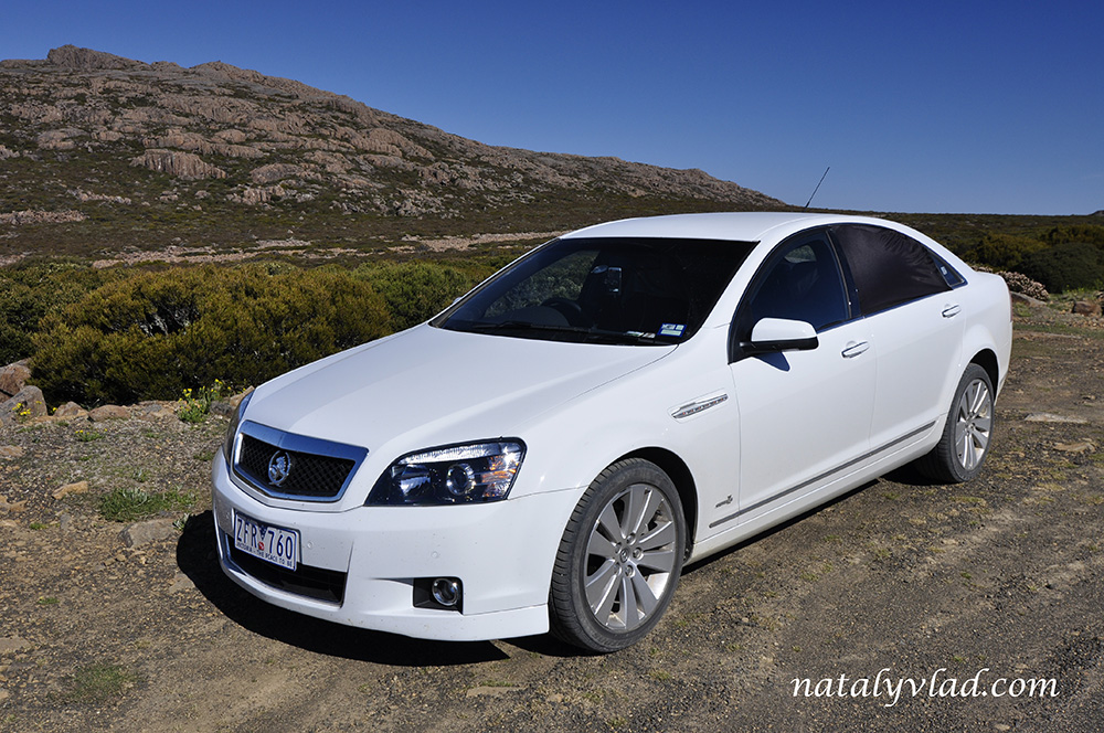 Holden Caprice, Australia