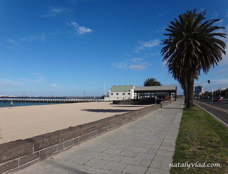 Порт Мельбурн, Жизнь в Австралии