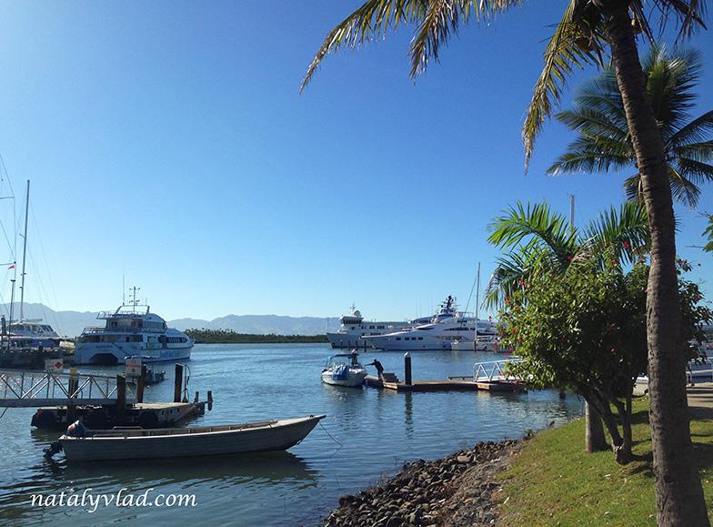 Whales Tale Cruise, Port Denarau, Fiji