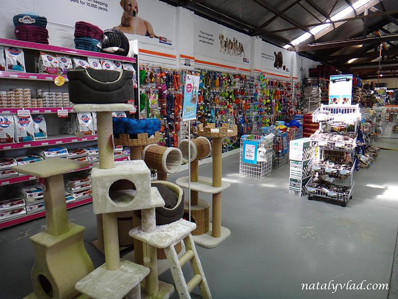 Petstock, магазин для животных, Мельбурн, Австралия