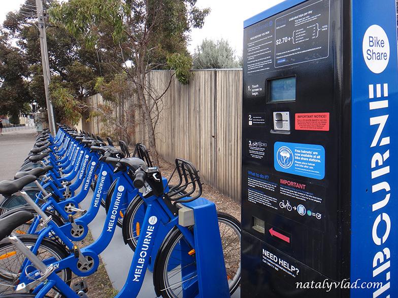 Велосипеды в Австралии