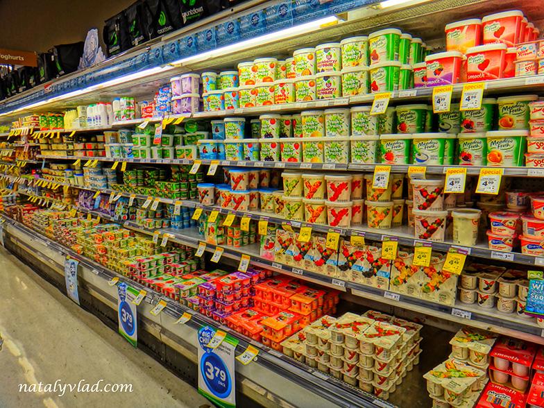 Супермаркеты в Новой Зеландии