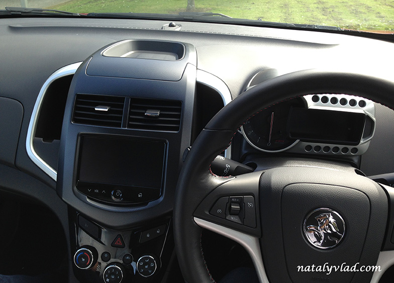 Holden Barina RS, New Zealand