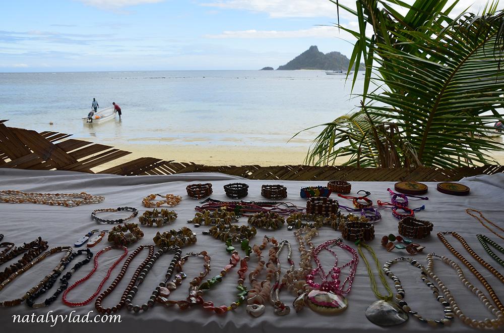 Fiji, Yanuya Island, Yanuya Village