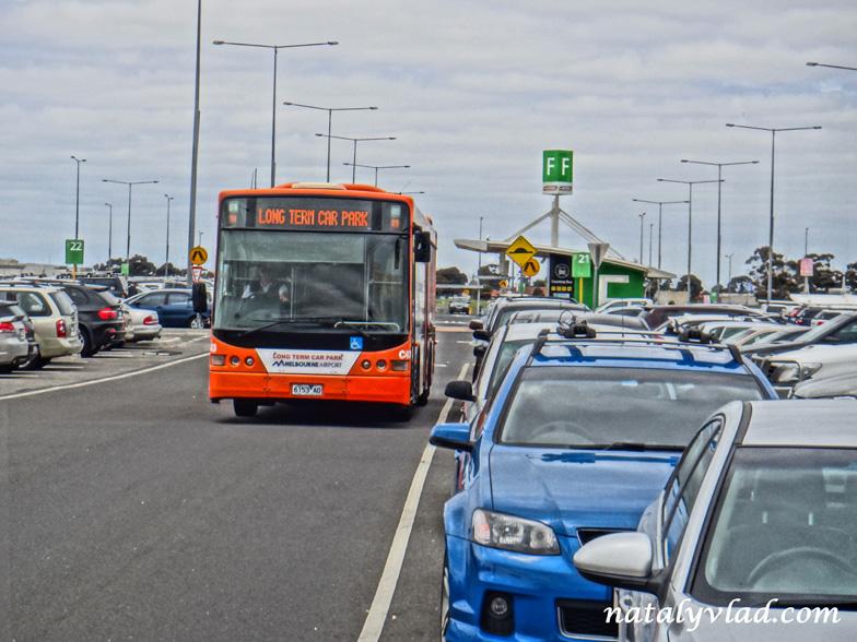 Мельбурн - Перт, Путешествие по Австралии