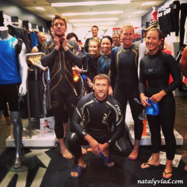 2XU_australia_open_water_training_session