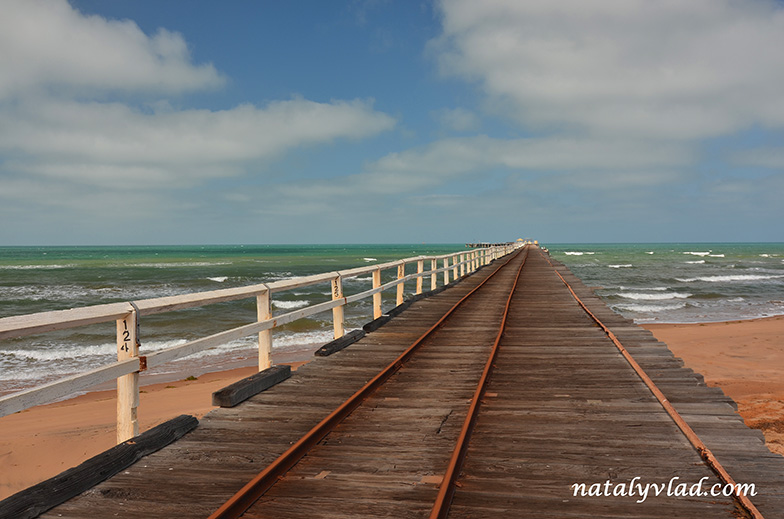 One Mile Jetty, Carnarvon, Western Australia