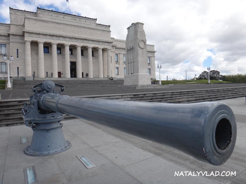 Auckland War Memorial Museum, New Zealand