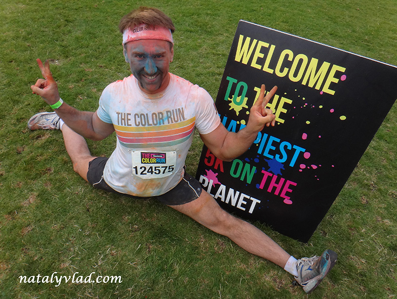Color Run Melbourne 2013 Australia