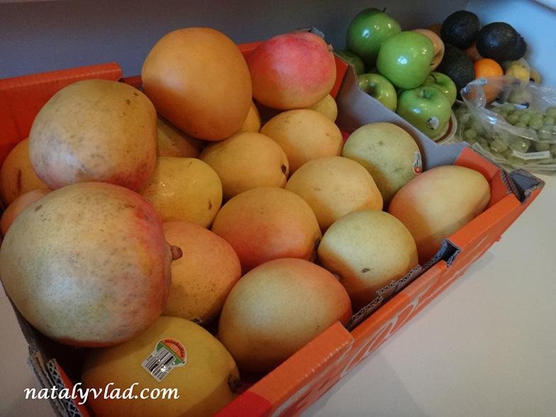 Сезон манго в Австралии