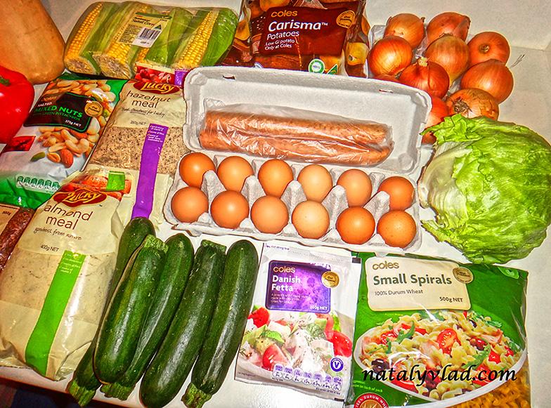 Продукты в Австралии |Блог Наты и Тёмы