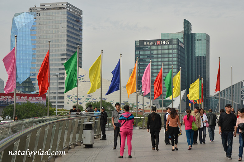 Shanghai Century Avenue Circuit