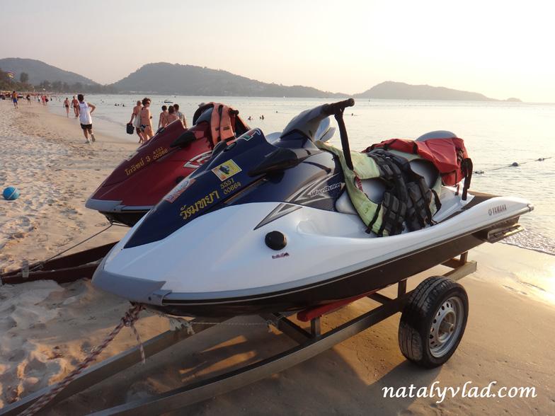 Отдых на Пхукете Пляж Патонг