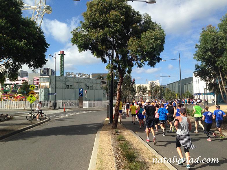Run for the kids Melbourne | Блог Наты и Тёмы