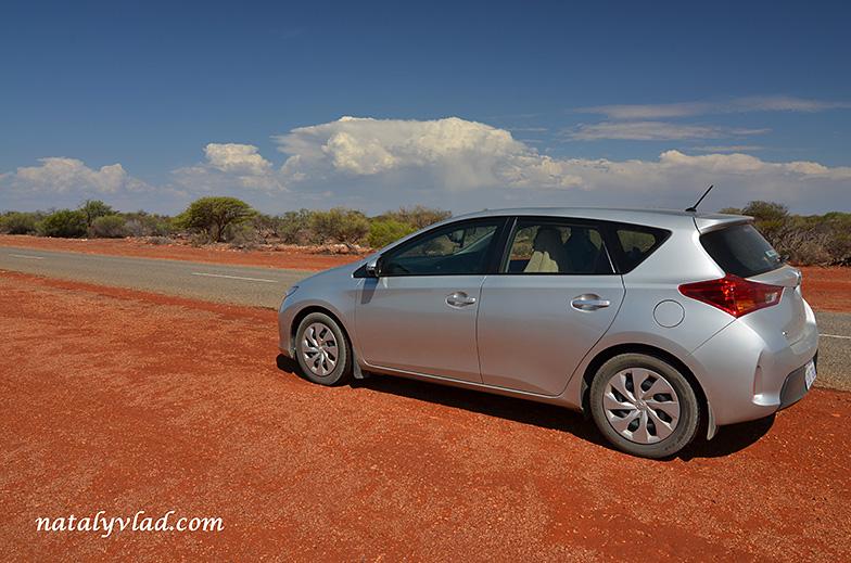 Путешествие на машине по Западной Австралии