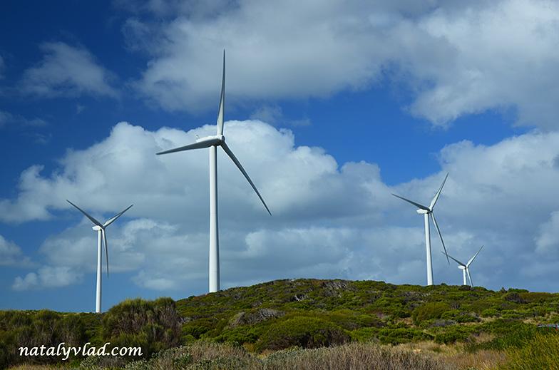 Portland Wind Farms australia | Блог Наты и Тёмы
