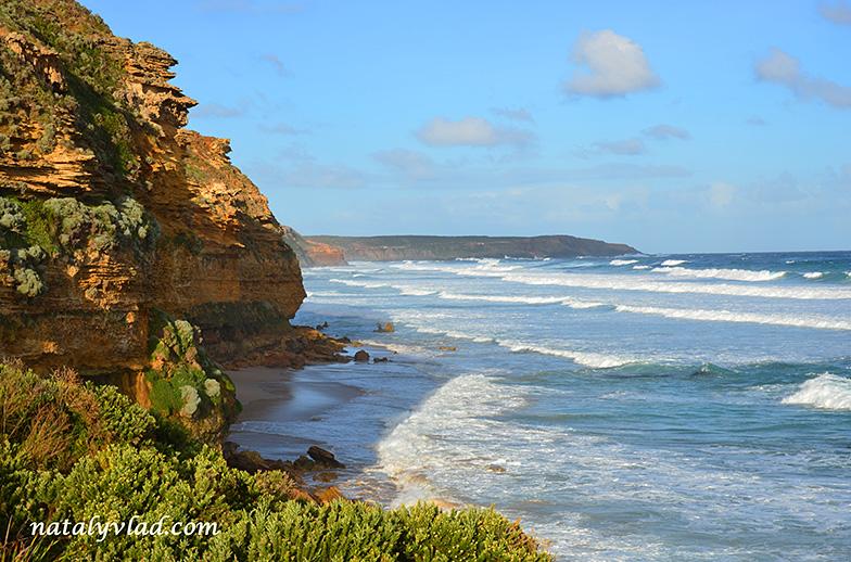 Yellow Rock Portland Australia | Блог Наты и Тёмы