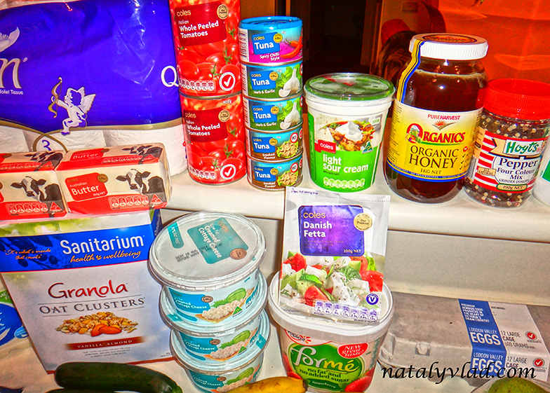 Еда в Австралии | Блог об Австралии