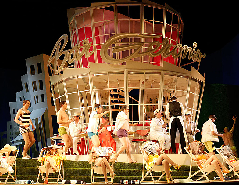 Опера в Австралии