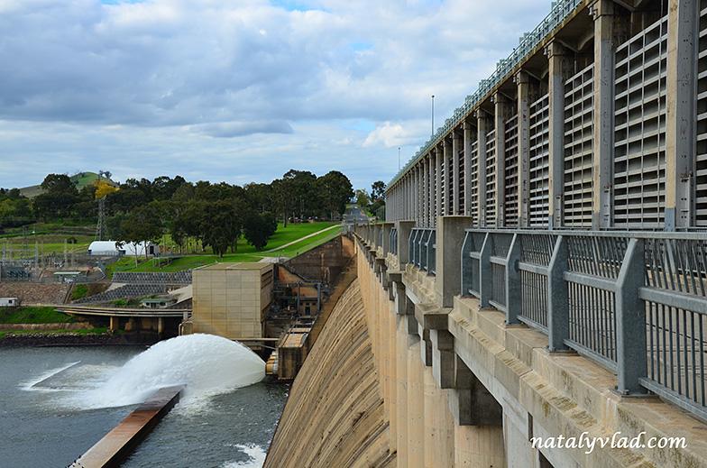 Дамбы в Австралии | Блог Наты и Тёмы