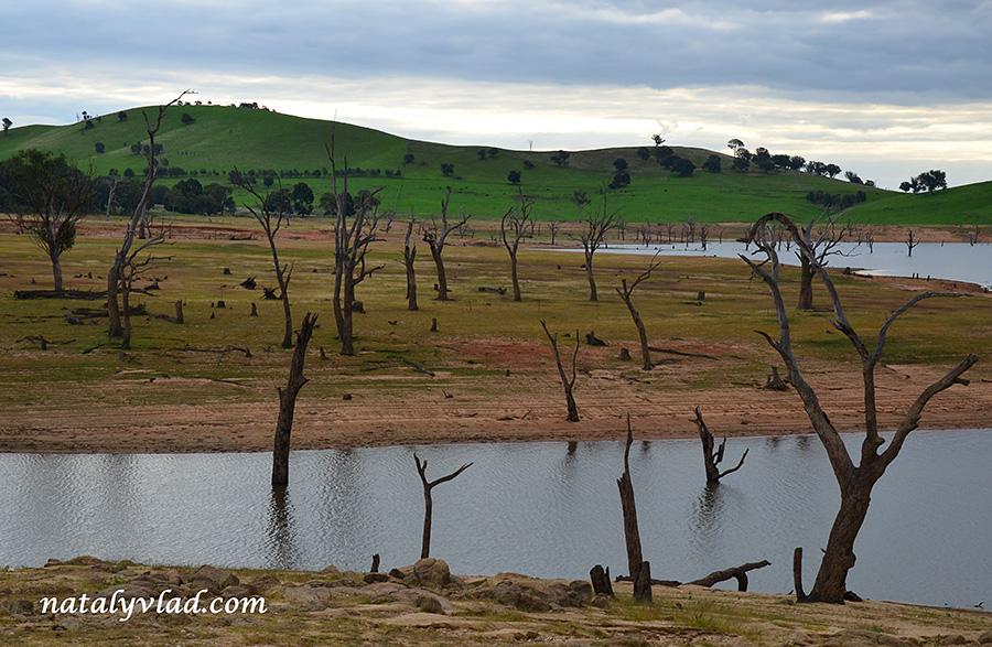 Австралия Озера фото | Блог Наты и Тёмы