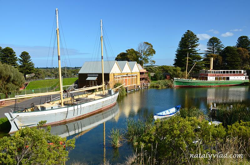 Лодка, Корабль, Деревянный, Вода, Старая Австралия   Блог об Австралии