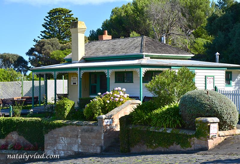 Кафе, Старое здание, Музей, Австралия   Блог об Австралии
