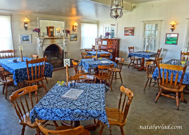 Кафе, Столы в кафе, Мебель в кафе, Старая Австралия   Блог об Австралии