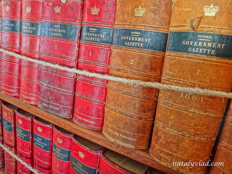 Старая газета, Архив, Австралия   Блог об Австралии