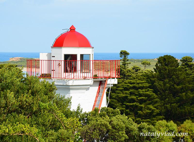 Маяк, Океан, Солнце, Зелень   Блог об Австралии