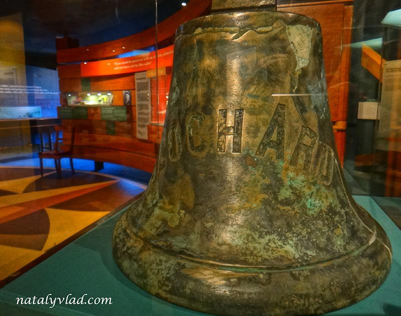 Корабль, Колокол, Музей, Кораблекрушение, Loch Ard wreck   Блог об Австралии