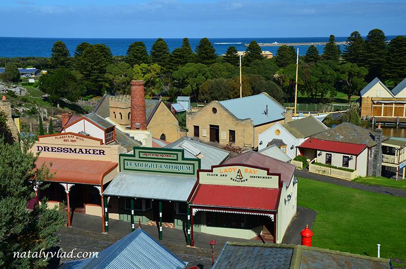 Викторианская архитектура, Старая Австралия, Музей, Океан   Блог об Австралии