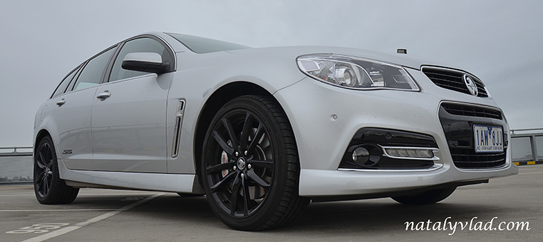 Холден Командор - Holden Commodore VF Sportwagon SSV Redline Edition