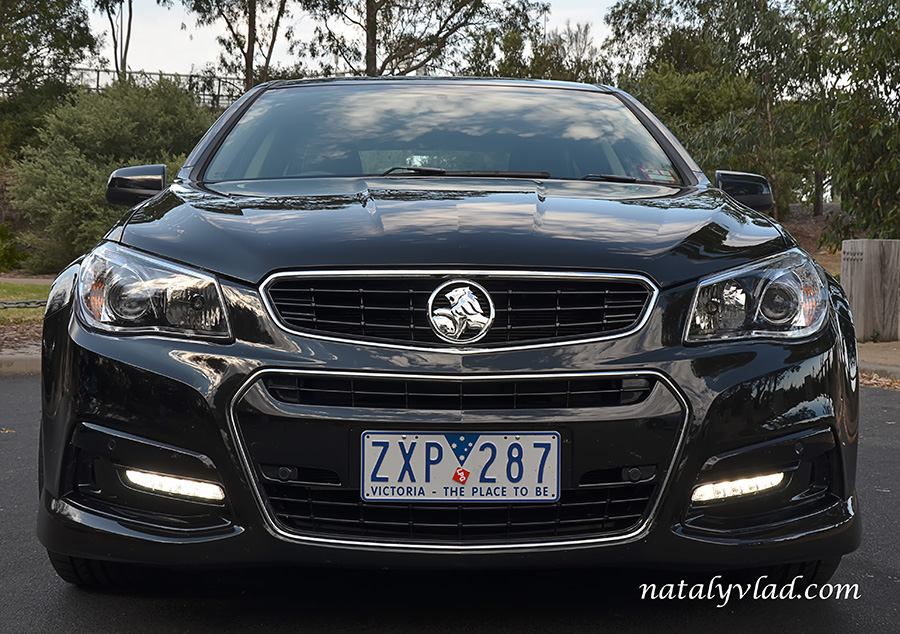 Holden Commodore VF SV6 Sportwagon LPG, Холден Командор