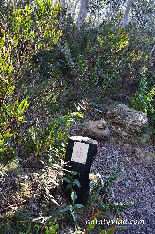 Австралия Намаджи парк Square Rock