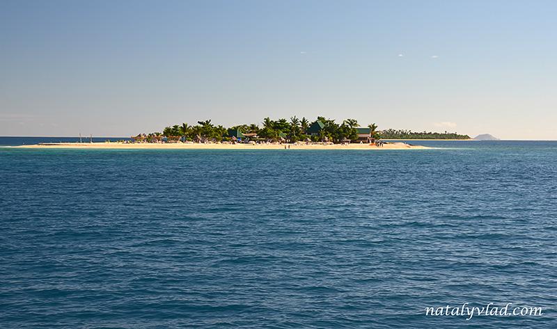Острова Фиджи, Дневной тур South Sea Island
