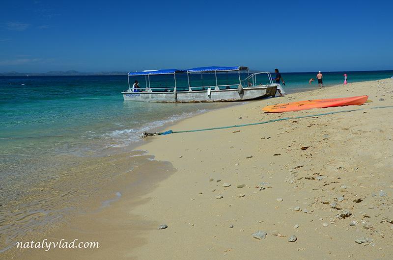 Фиджи отдых острова, Пляж море лодка