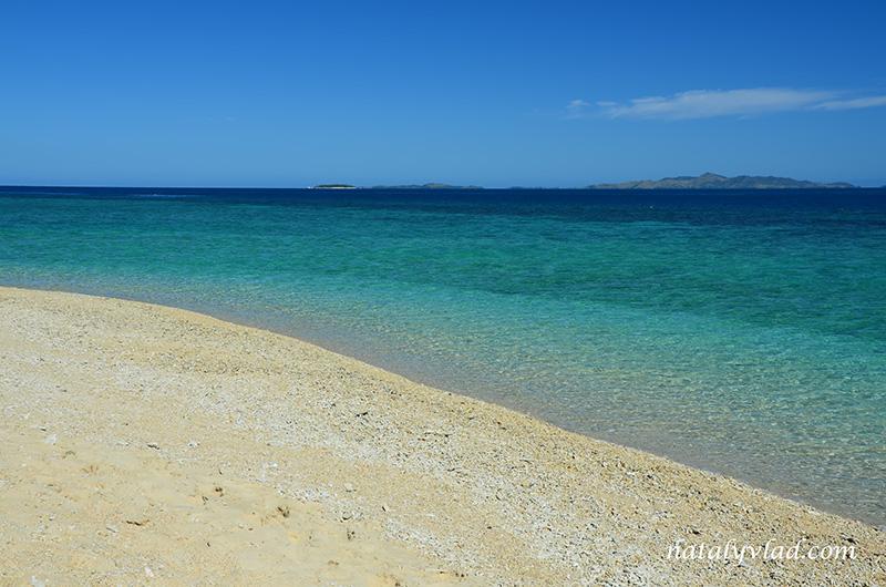 Отдых на Фиджи, Пляж песок море, Острова Фиджи
