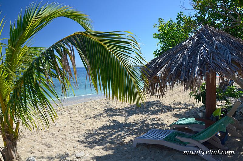 Отдых на Фиджи, Пляж море песок лежаки, Острова Фиджи