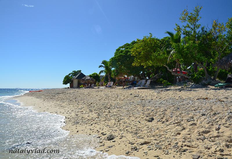 Острова Фиджи, Пляж Пальмы песок кораллы море, Отдых на Фиджи
