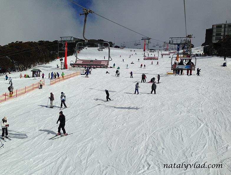 Австралия Горные лыжи Горнолыжные центры Склоны Отзывы