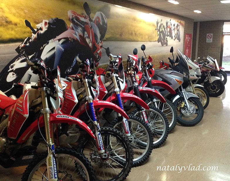 Как получить права на вождение мотоциклом в Австралии