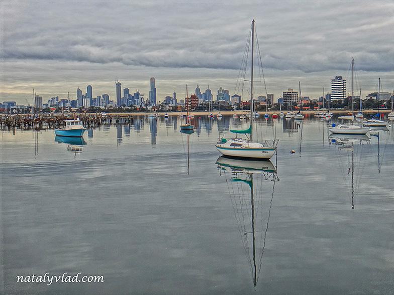 Блог об Австралии Жизнь Мельбурн