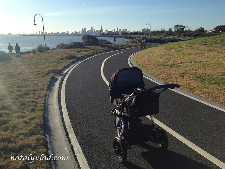 Блог о жизни в Австралии Мельбурн Набережная