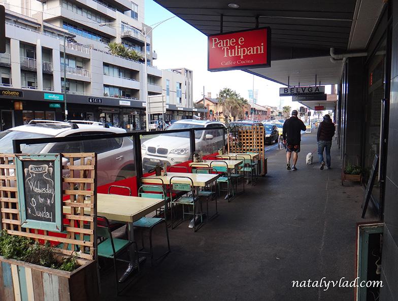 Жизнь в Австралии Блог Мельбурн Кафе Рестораны Еда