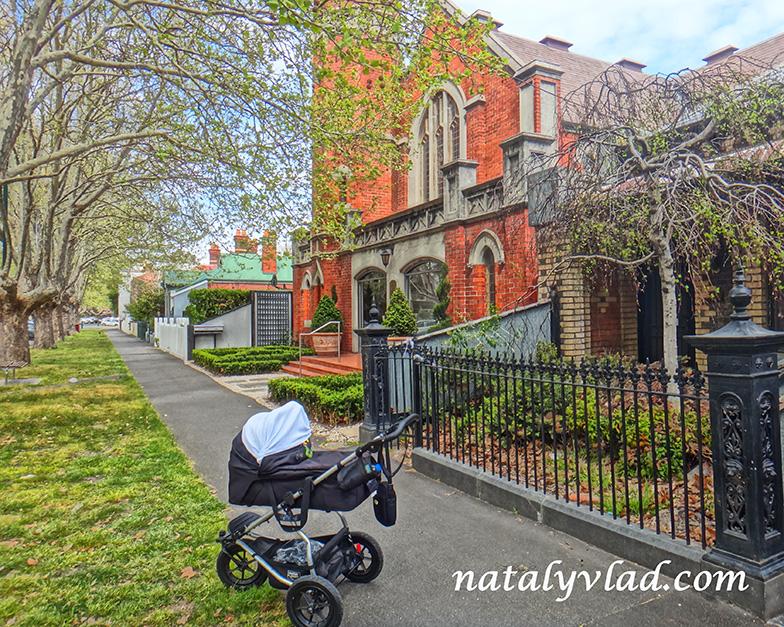 Блог о жизни в Австралии Мельбурн прогулка