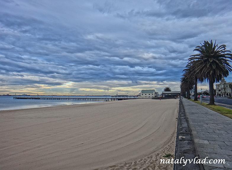 Сброс веса Утренние пробежки Набережная Мельбурна