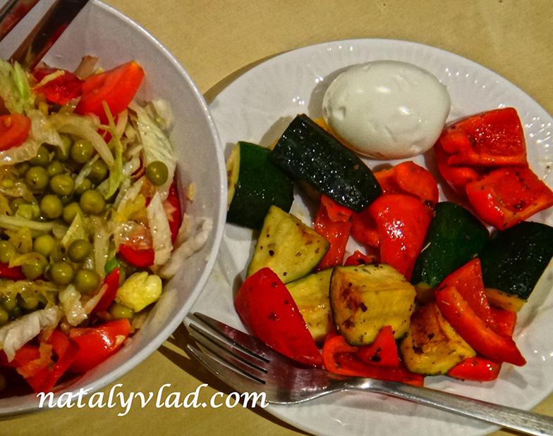 Сброс веса правильное питание ужин овощи