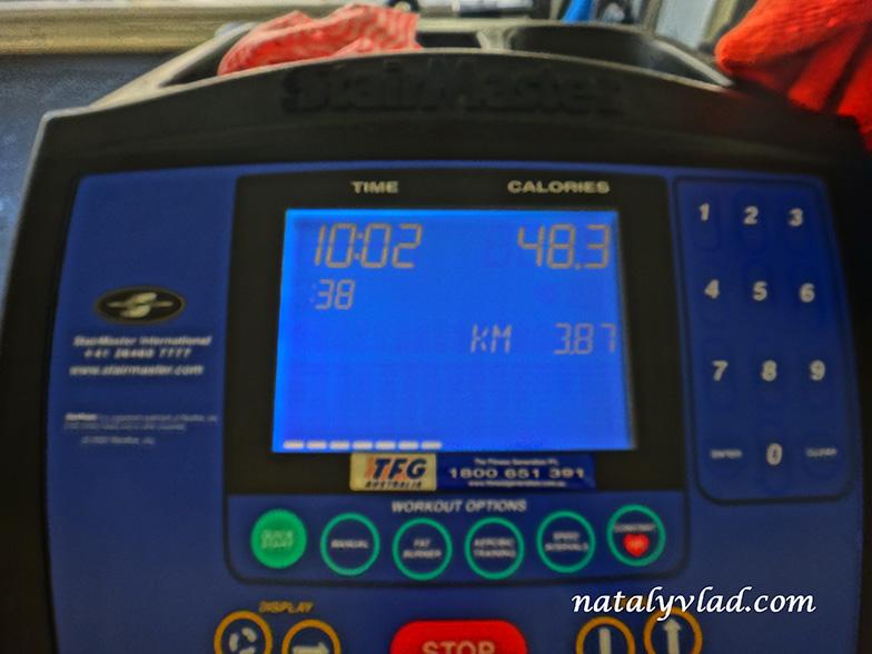 Сброс веса Тренажерный зал Велотренажер